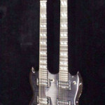 Custom Made Hand Crafted Guitar Two Necks Twelve String Six String JPGuitars.com