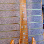 Custom Made Hand Crafted Seven String Bass Guitar JPGuitars.com