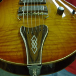JP Guitars Custom Guitar Pearl Inlays Abalone Inlays Wood Inlays Diamond Inlay Design